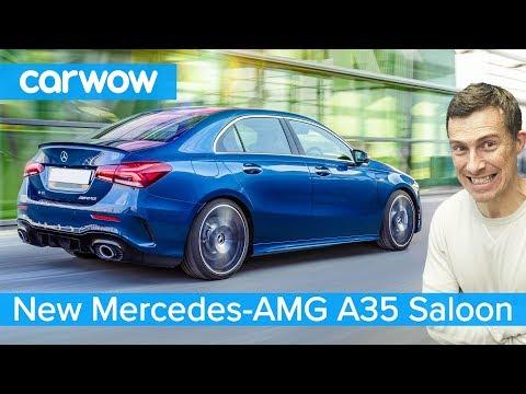 New Mercedes-AMG A35
