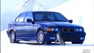 BMW 328i | Television Commercial | 1996