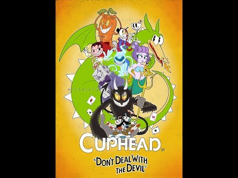 cuphead all bosses rap song nightcore