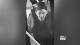 MTA Police Look For Suspect In Assault On Baltimore MTA Bus Operator