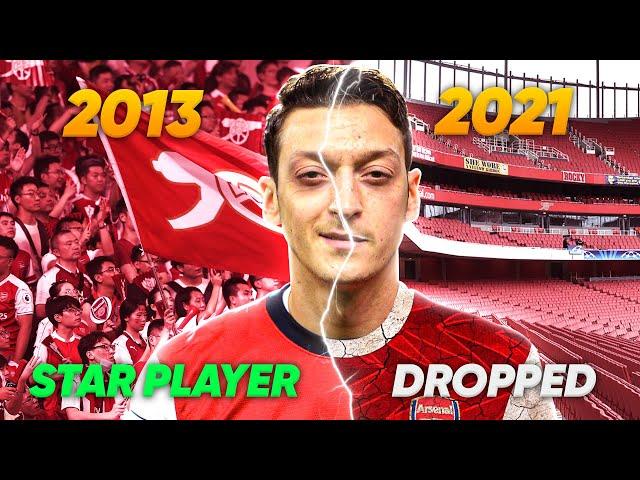 The Rise & Fall Of Mesut Özil! | Explained