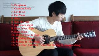 Tuyển tập những clip cover guitar của Sungha Jung
