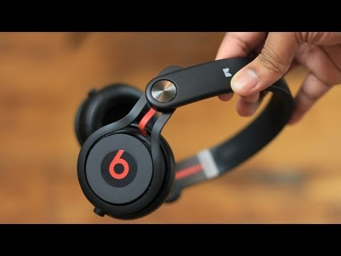 Review Beats By Dr Dre Mixr Headphones