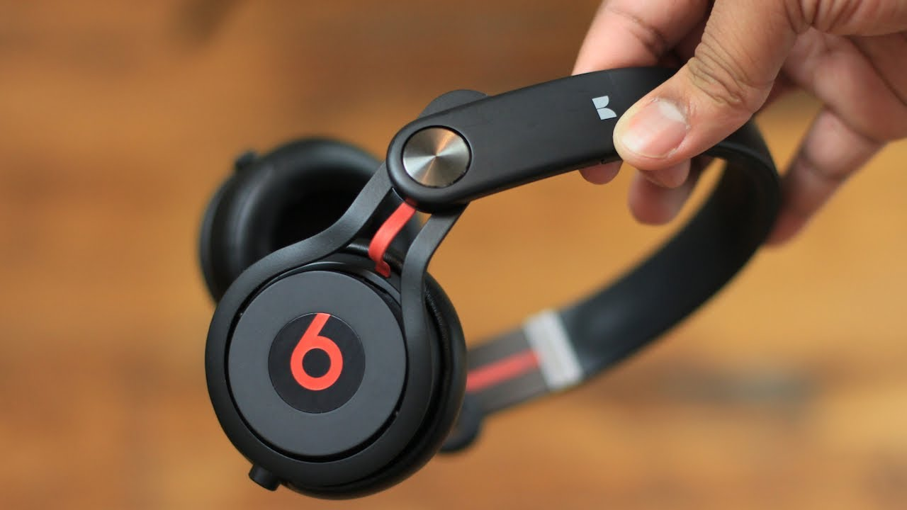 Review beats by dr dre mixr headphones youtube