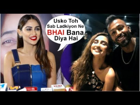 Krystal D'souza Makes FUN Of Hardik Pandya After Fans INSULT Her For FLIRTING With Him