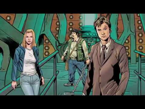 Doctor Who Infinity Story 3: The Lady of the Lake