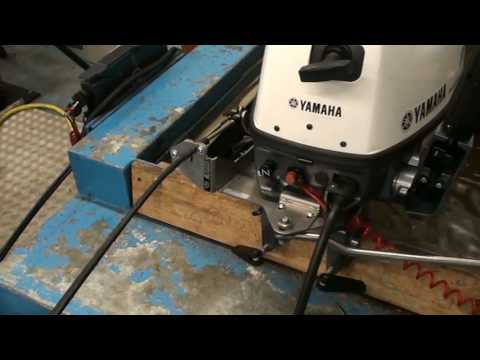 Remote Control Kit Yamaha F4b F5a F6c Mpg Youtube
