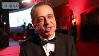 بالفيديو : محمد غنيم  سعيد بوجود بمهرجان القاهرة
