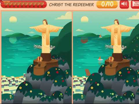 ABCya Wonders Around the World - Spot The Differences | Fun Educational Game For Kids |