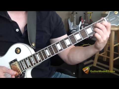 Adam Sandler  Somebody Kill Me Please  Guitar Lesson THE SONG FROM THE WEDDING SINGER