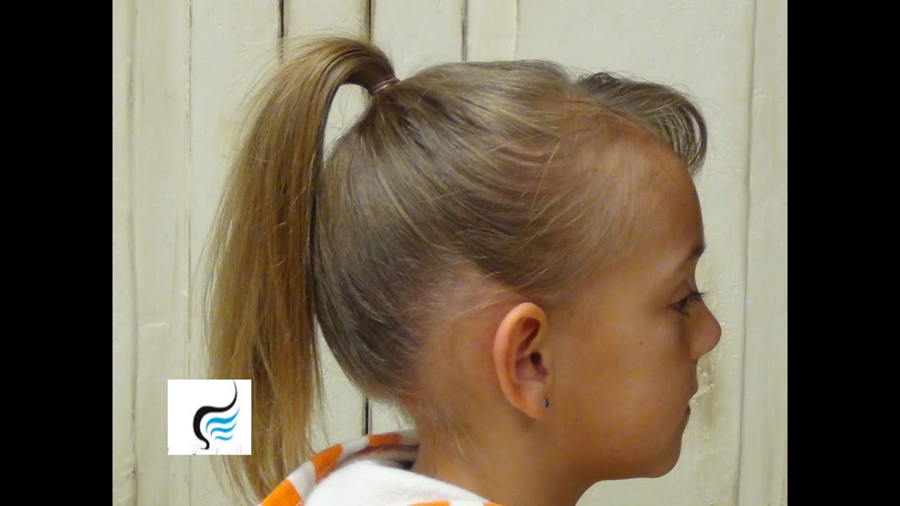 How To Do Ponytail Hairstyles High Ponytail Hairstyles