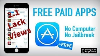 How to Download Paid Apps Free on IPhone WITHOUT Computer