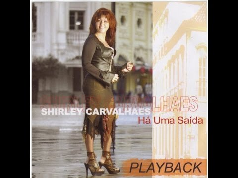 Mar da Vida Shirley Carvalhaes Playback com letra