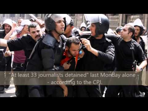 Egypt's human rights crisis - disappearances, police torture & injustice under SIsi.