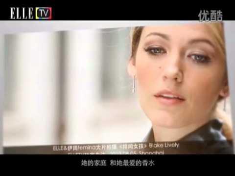 Behind The Scenes: Elle Magazine, China