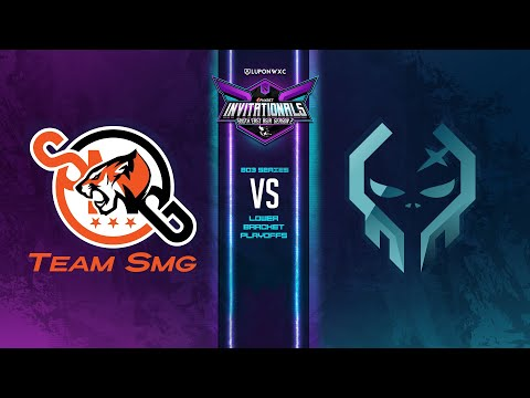 SMG vs Exe - PNXBET Invitationals - Game 2