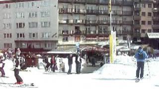 видео Информация Абзаково горнолыжный курорт (Башкортостан)