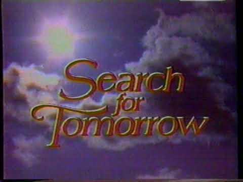 "1982 ""Search For Tomorrow"" NBC Soap Opera Open & Closing Titles"