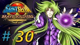 Athena ist tot - Let´s Play Saint Seiya Brave Soldiers Part 30 (German/Deutsch)