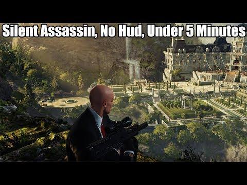 Hitman 2 Sniper Assassin Silent Assassin No Hud Under 5