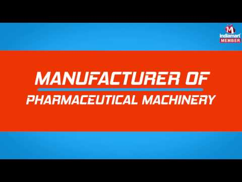 Pharmaceutical Machinery by Harrisons Pharma Machinery Private Limited, Delhi