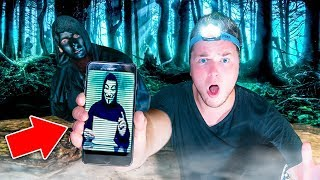 ESCAPING THE GAME MASTER 3AM CHALLENGE IN THE SCARY WOODS! 😱 Escaping Hacker & Spies