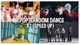 KPOP RANDOM DANCE 2X (speed up) 2019   #2