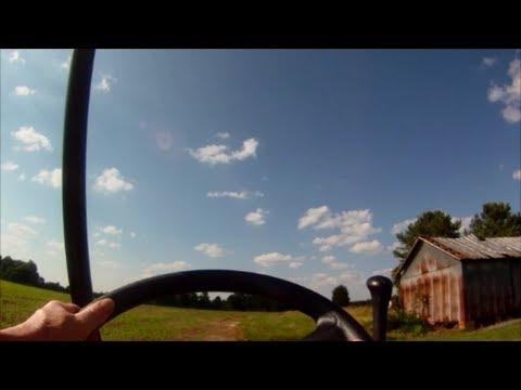 Polaris Ranger 4 X 4 ATV Ride - Using The Astak ActionPro 1080P HD Camera -  June 15,  2013