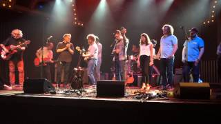 My Back Pages - The Byrds (Bob Dylan) cover by The Parson Red Heads and friends