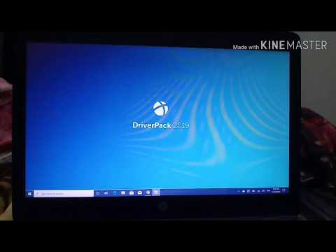 How To Install Drivers In Windows 10//Driverpack Solution