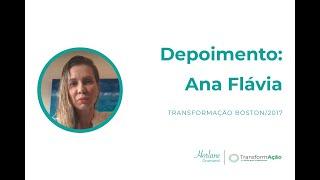 DEPOIMENTO: Ana Flávia
