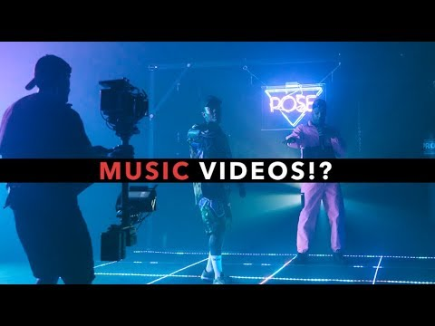 So You Want To Make Music Videos!?
