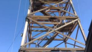 Jersey Jim's lookout tower in Colorado