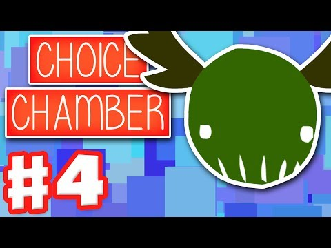 Choice Chamber - Gameplay Walkthrough Part 4 - Green Bats Attack! (Live on Twitch with Facecam)