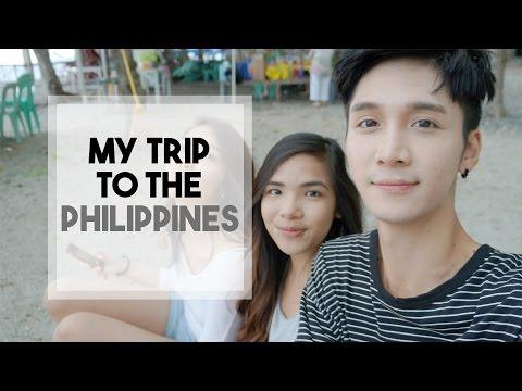 MY TRIP TO THE PHILIPPINES - Edward Avila
