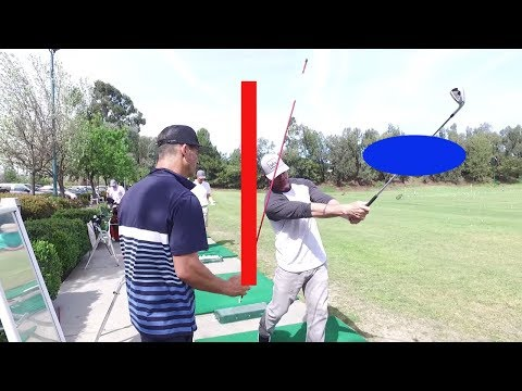 Golf Tips: Drill for impact and follow through – more rotation