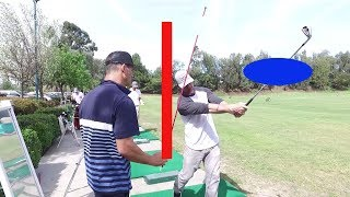 Golf Tips: Drill for impact and follow through - more rotation