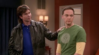 The Big Bang Theory - Sheldon finally apologizes to his brother George