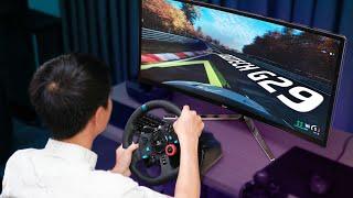 Game đua xe mô phỏng bây giờ quá chân thật