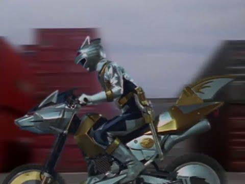 Power Ranger Fuerza Salvaje | Merrick...