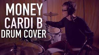 MONEY - CARDI B DRUM COVER