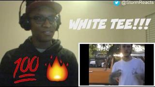 lil peep w/ yung bruh - white tee- REACTION