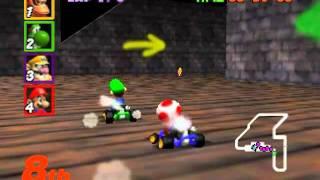 Mario Kart 64 - Special Cup 150cc