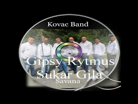 GIPSY KOVAC BAND SAVANA 2018