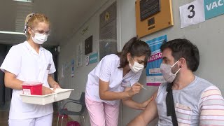 GLOBALink | Argentina starts nationwide rollout of China's Sinopharm vaccine