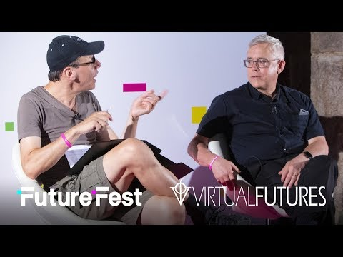 Transhuman Politics - James Hughes W/ Prof. Steve Fuller | Virtual Futures Stage