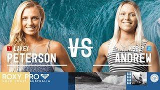Gold Coast : Lakey Peterson a bien fait de s'obstiner