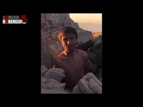 Dağda yakalanan PKK'lı terörist ben Samsunluyum dedi...