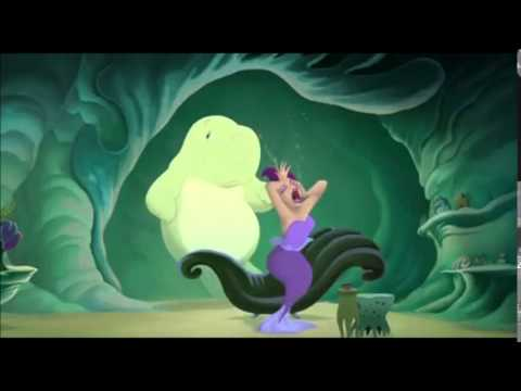 La Sirenita 3: Los comienzos de Ariel - Con Un Error - Espanol Latino (AudioHD)