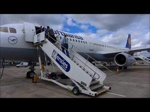 Lufthansa (LH963) Edinburgh - Frankfurt [A321-100/200]